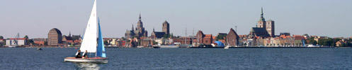 Sailing area Stralsund